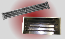APC / Airflow Finned Tubular Heaters