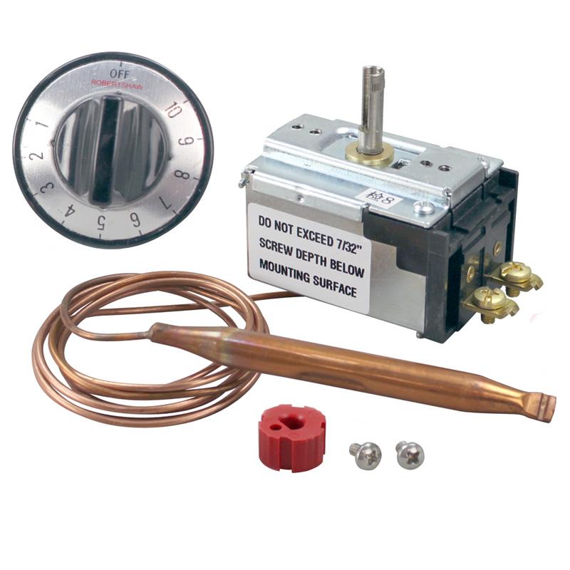 TB Thermostat (Peco) w/ 1-10 DialCreative Assemblies Inc