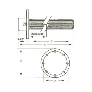 pipe-flange-heater