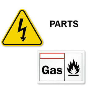 Electrical & Gas Parts