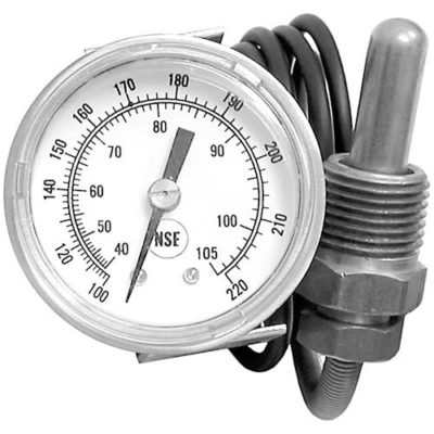 Jackson Temperature Gauge