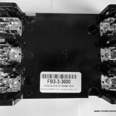 60328 Fuse Block 30a 600v