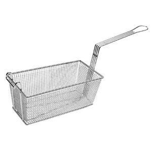 Fryer Basket Full