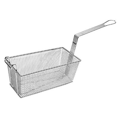 Fryer Basket Full