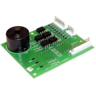 PC board light timer